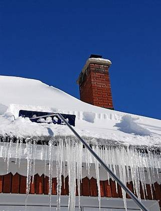 Other options for dealing with the Ice Dams